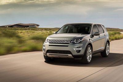 Land rover заменил freelander новой моделью discovery sport
