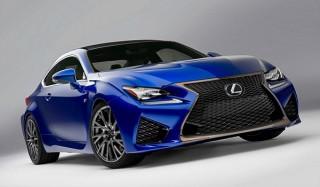 Lexus объявил рублевые цены на купе rc