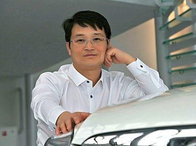 Лю шэнчао, генеральный директор «фотон мотор» («автостат»)