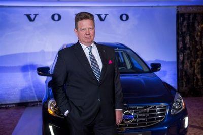 Майкл мальмстен, президент volvo car russia («клаксон»)