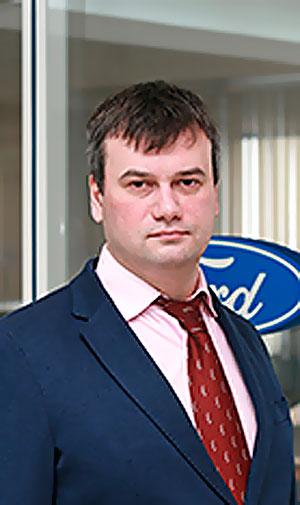 Максим колов, руководитель отдела продаж официального дилера ford «авилон» («рбк»)
