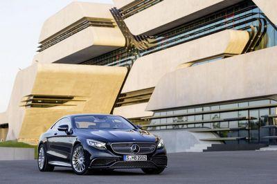 Mercedes-benz s65 amg coupe - официальные данные