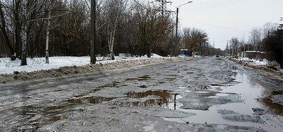 Мэр владимира: наша земля отторгает асфальт - «автоновости»