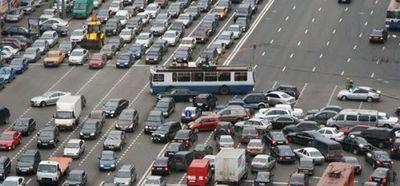Московские пробки нанесли на карту виртуальной реальности - «автоновости»