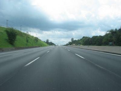 Набережное шоссе перекроют в ночь на 19 и 20 мая