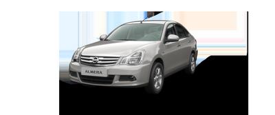 Nissan almera — от 109 000 гривен