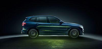 Новый седан bmw alpina b7 xdrive представлен официально
