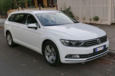 Новый volkswagen passat рассекречен китайцами