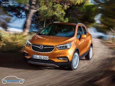 Opel mokka выдержал опасный американский краш-тест (видео)