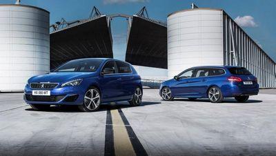 Peugeot рассекретил хэтчбек 308 gt