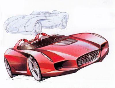 Pininfarina раскрывает дизайн нового спорткара