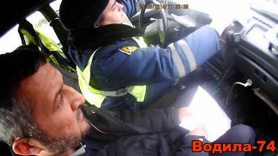 Понятыми взяли байкеров. в минске разбирались, как произошел наезд мотоцикла на инспектора гаи