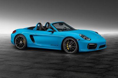 Porsche exclusive добавил эксклюзивности родстеру boxster s