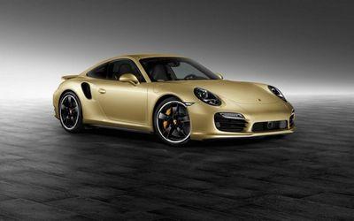 Porsche exclusive показал эксклюзивный спорткар 911 turbo