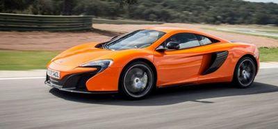 Преемник спорткара mclaren 650s станет гибридом - «автоновости»