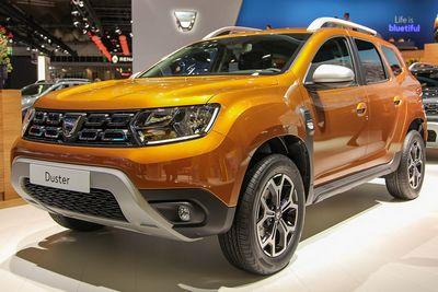 Renault duster стал «грузовичком»