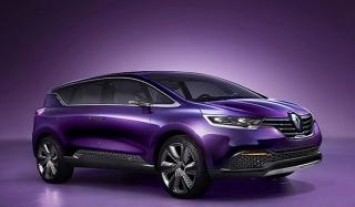 Renault espace нового поколения