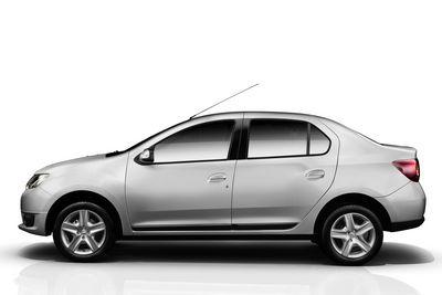 Renault logan 2, заехав в турцию, изменился в лице