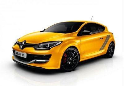 Renault представил самый мощный хэтчбек – megane rs 275 trophy