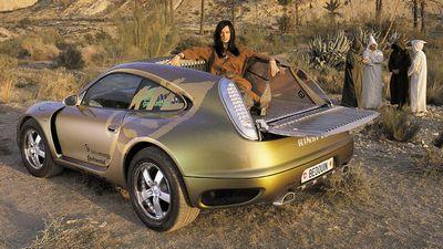Rinspeed представил свой электромобиль будущего