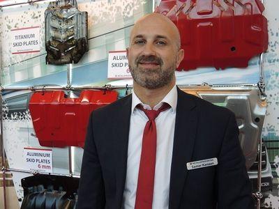 Самер канаан, руководитель отдела продаж компании «металлопродукция» («автостат»)
