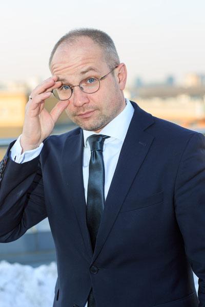 Сергей александров, гендиректор ао «itemf expo» («комтранс»)