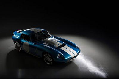 Спортивный электрокар renovo coupe оценили в 529 000 долларов