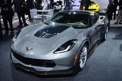Стали известные точные данные chevrolet corvette z06 2015