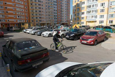 Стоимость парковки в верхнем городе планируют увеличить в 2,5 раза