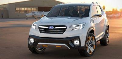 Subaru разработает электрический кроссовер - «автоновости»