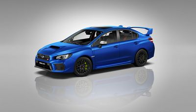Subaru запускает продажи лимитированной версии кроссовера xv