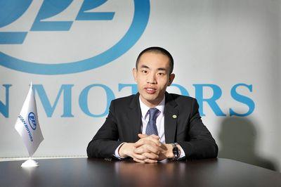 Сунь цзэцзюнь, генеральный директор lifan motors rus («автостат»)