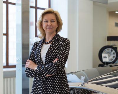 Татьяна фитцжералд, управляющий директор rolls-royce motor cars moscow (motor.ru)
