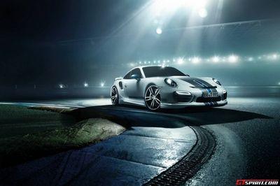 Techart обновил тюнинг-пакет для porsche 911 turbo