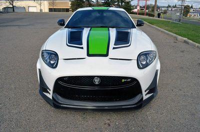 Тюнинг-пакет rsr для jaguar xkr-s gt от zr auto