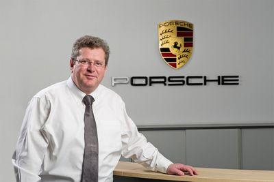Томас штэрцель, глава российского представительства porsche («континент сибирь»)