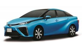 Toyota показала дизайн водородного авто