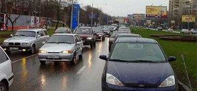 В день без автомобиля объявлен оранжевый уровень опасности - «автоновости»