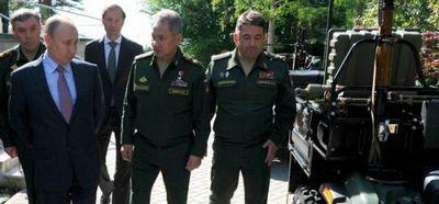 В кремле назвали курьезом инцидент с ручкой показанного путину uaz - «автоновости»