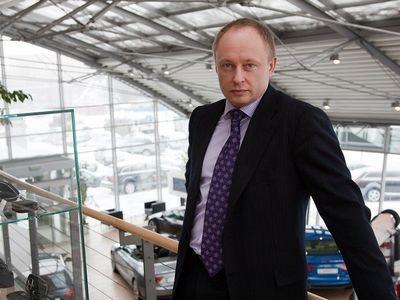 Вячеслав жигалов, генеральный директор гк «феникс» (санкт-петербург), вице-президент роад («автостат»)
