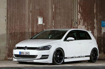 Volkswagen golf vii 1.4 tsi от ingo noak tuning