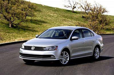 Volkswagen обновил седан jetta для рынка сша