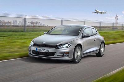 Volkswagen обновил третье поколение хэтчбека scirocco
