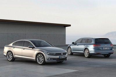Volkswagen passat b8 - официальный пресс-релиз