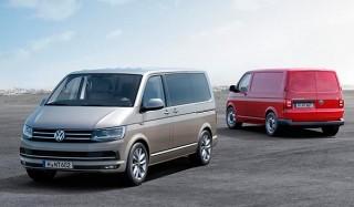 Volkswagen представил новое поколение transporter