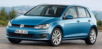 Volkswagen приостановит производство golf - «автоновости»