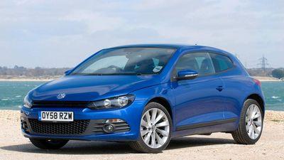 Volkswagen scirocco получил обновленную внешность и моторы